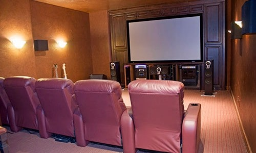 Home Theater Installation Monroe Wisconsin