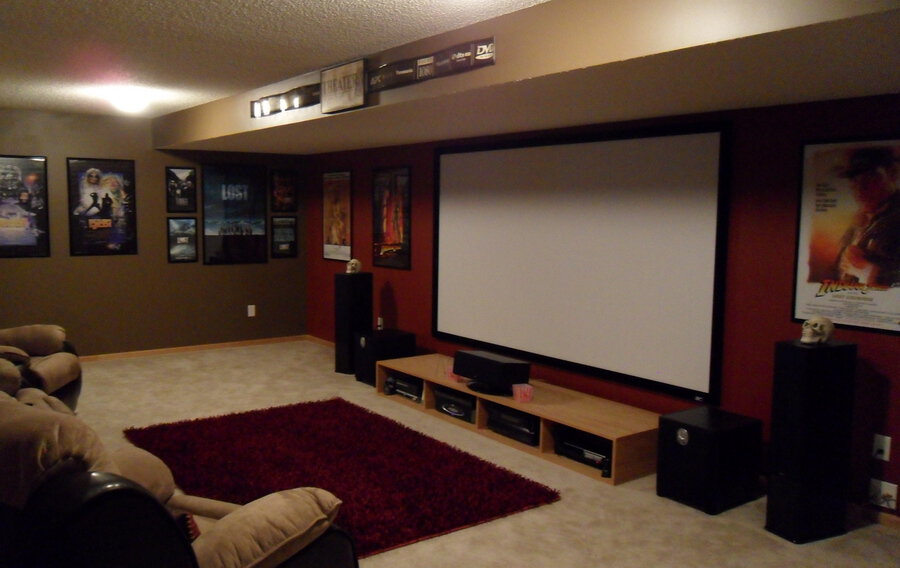 Home Cinema System For Small Room